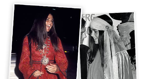 Flower Child: 7 Bohemian Style Icons We Love