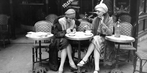 Women and Their Coffee Through the Years