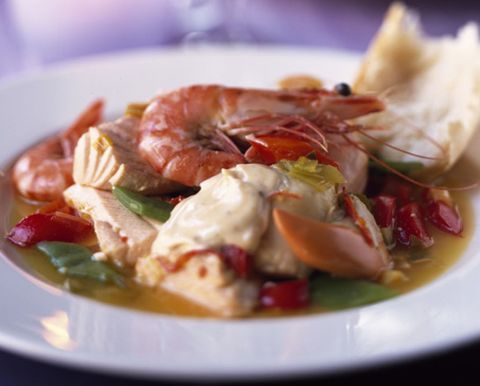 Food, Cuisine, Ingredient, Arthropod, Dish, Seafood, Dishware, Tableware, Recipe, Seafood boil,