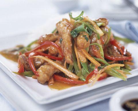 Food, Cuisine, Ingredient, Produce, Dish, Recipe, Dishware, Cooking, Plate, Serveware,
