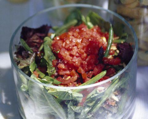Food, Ingredient, Dishware, Tableware, Serveware, Recipe, Produce, Leaf vegetable, Dish, Cuisine,