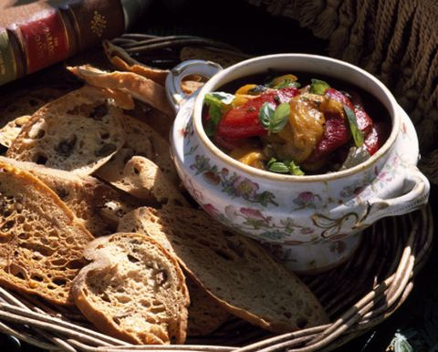 Food, Cuisine, Dish, Recipe, Tobacco products, Bowl, Ingredient, Basket, Home accessories, Bread,
