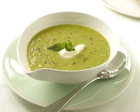 Serveware, Dishware, Food, Cuisine, Tableware, Dish, Soup, Condiment, Ingredient, Kitchen utensil,
