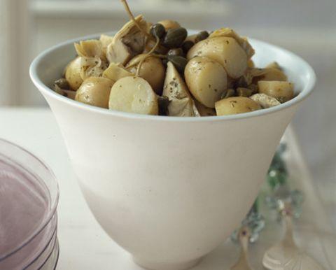 Food, Produce, Ingredient, Serveware, Root vegetable, Mixing bowl, Bowl, Beige, Dishware, Natural foods,