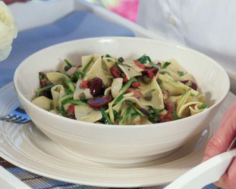 Pasta, Cuisine, Food, Dishware, Serveware, Ingredient, Tableware, Plate, Dish, Produce,