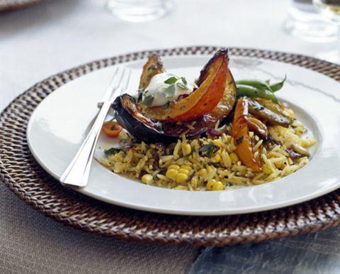 Food, Dishware, Serveware, Tableware, Cuisine, Plate, Ingredient, Produce, Recipe, Culinary art,