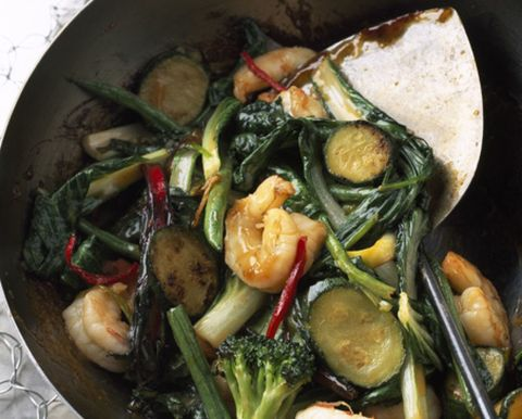 Food, Cuisine, Ingredient, Produce, Recipe, Leaf vegetable, Vegetable, Dish, Cooking, Stir frying,