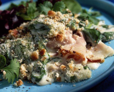 Food, Cuisine, Ingredient, Dish, Leaf vegetable, Recipe, Vegetable, Dishware, Breakfast, Meal,
