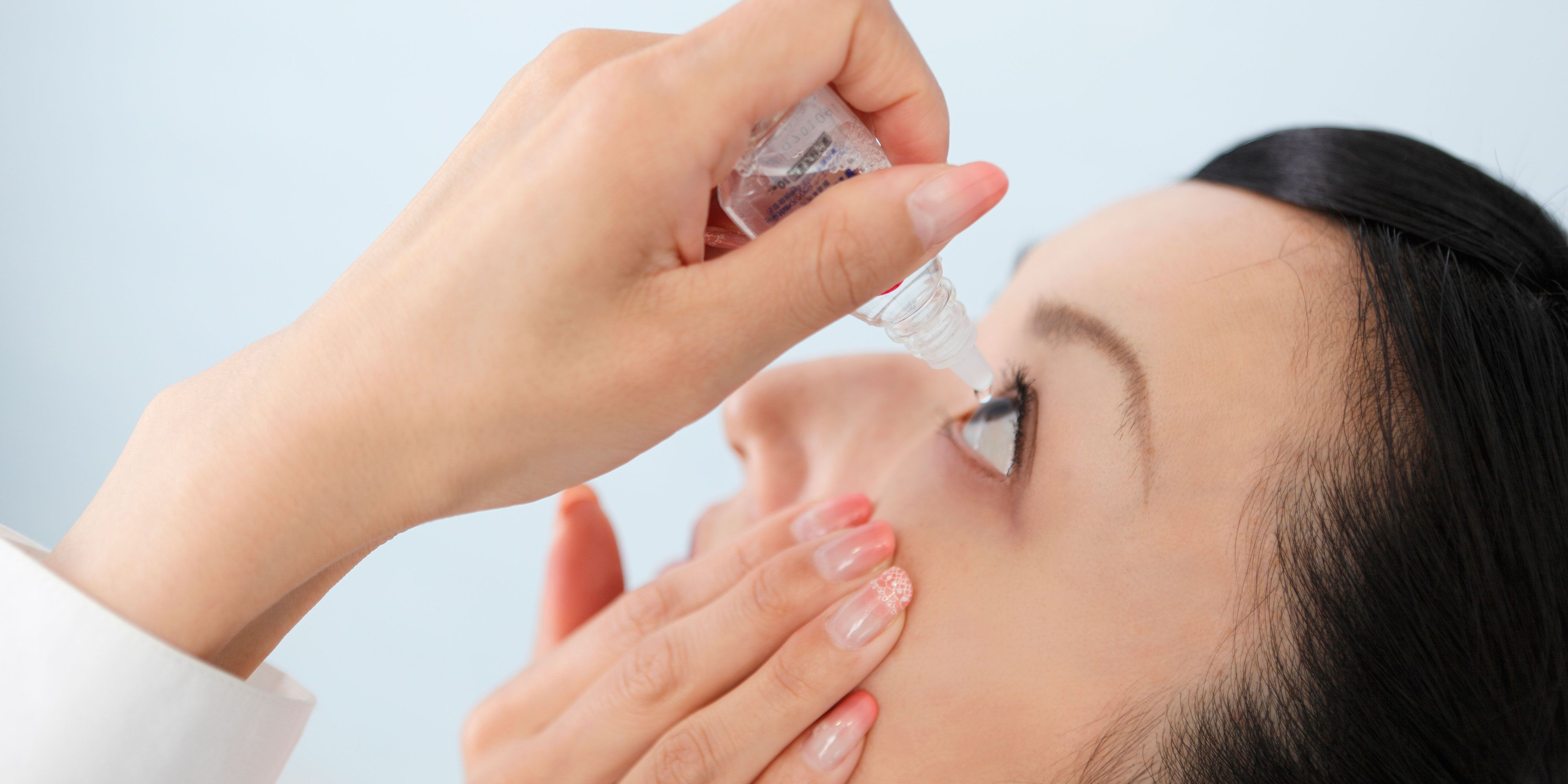 Chloramphenicol eye drops and ointment