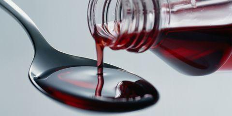 Night nurse: a medicine for cold and flu symptoms