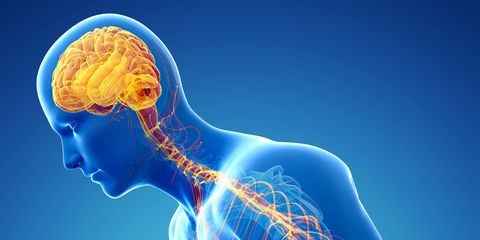 conceptual image of Parkinson's disease