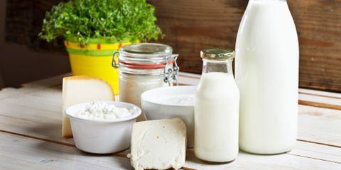 Flowerpot, Ingredient, Food, Milk, Dairy, Raw milk, Dishware, Plant milk, Food storage containers, Condiment,