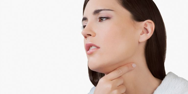 Neck and throat pain causes — 2