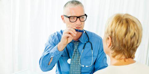 Eyewear, Vision care, Glasses, Collar, Jacket, Dress shirt, Electric blue, Hearing, Cuff, Top,