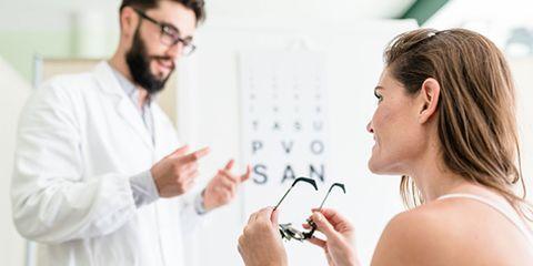 Eyewear, Vision care, Glasses, Finger, Hairstyle, Skin, Shoulder, Eyebrow, Jaw, Eyelash,