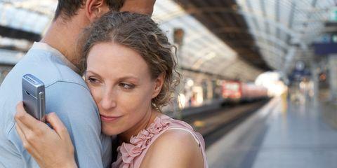 Ear, Train station, Interaction, Temple, Travel, Love, Railway, Metro station, Honeymoon, Nail,