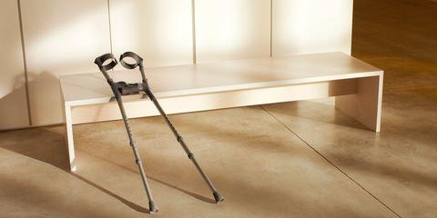 Floor, Flooring, Folding chair, Beige, Plywood, Shadow, Transparent material, Tile flooring,