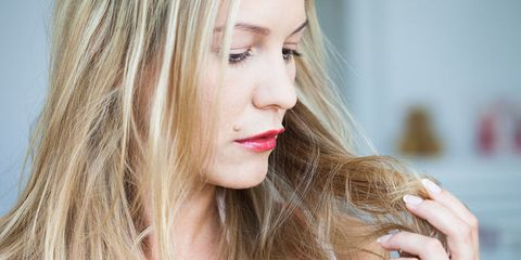 Hairdresser's guide to healthy hair