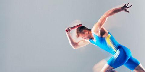 Shoulder, Elbow, Joint, Standing, Sportswear, Cap, Wrist, Muscle, Chest, Swimmer,