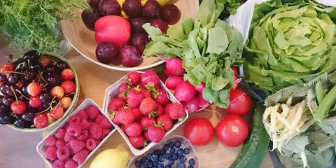 Natural foods, Food, Local food, Radish, Vegetable, Whole food, Leaf vegetable, Beet, Superfood, Vegan nutrition,