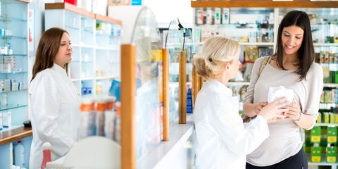 Over-the-counter medicines in pregnancy: is it safe to use