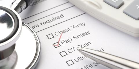 pap smear cervical cancer