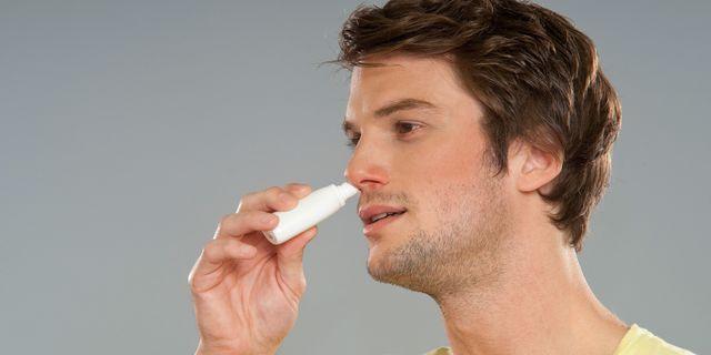 Vicks sinex decongestant nasal spray (oxymetazoline)