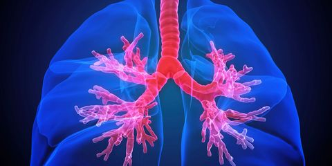 COVID-19 can cause permanent lung damage.