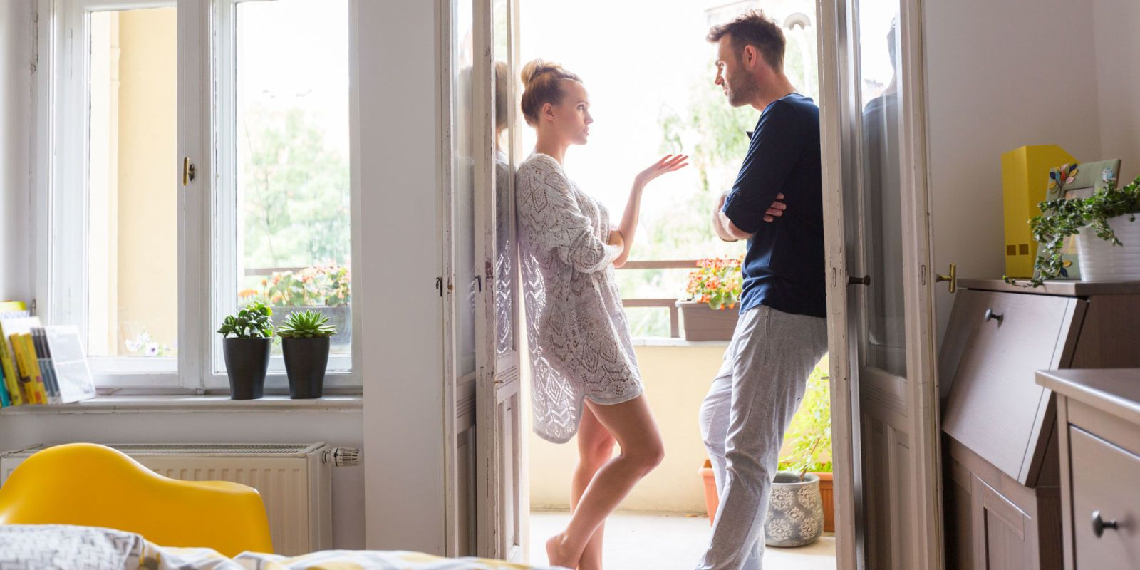 How to stop bickering in a relationship