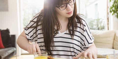 Glasses, Drink, Bangs, Tableware, Black hair, Alcoholic beverage, Serveware, Ingredient, Beauty, Long hair,