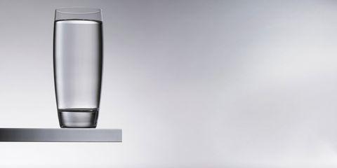Liquid, Fluid, Drinkware, Glass, Transparent material, Barware, Highball glass, Grey, Black-and-white, Cylinder,