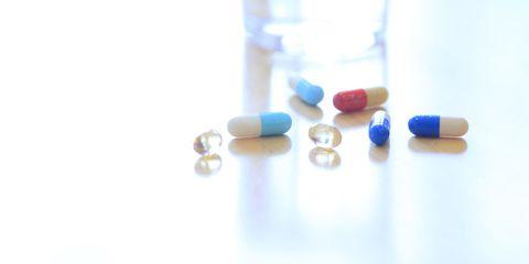 Pill, Medicine, Colorfulness, Prescription drug, Pharmaceutical drug, Analgesic, Stimulant, Chemical compound, Health care, Medical,