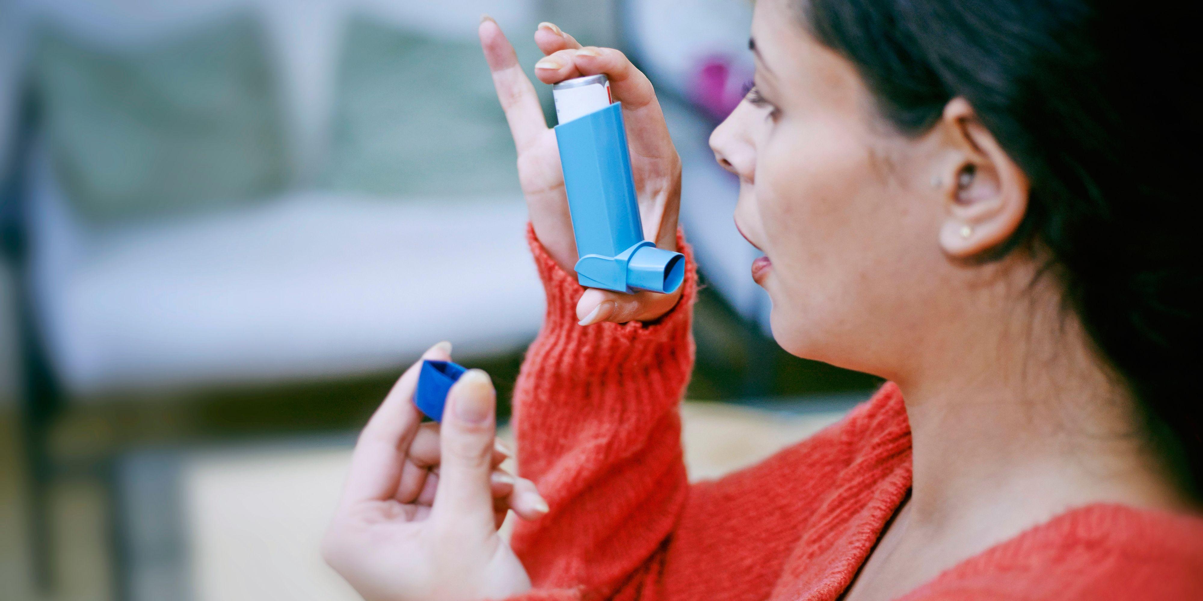 Salbutamol: Ventolin for asthma and breathlessness