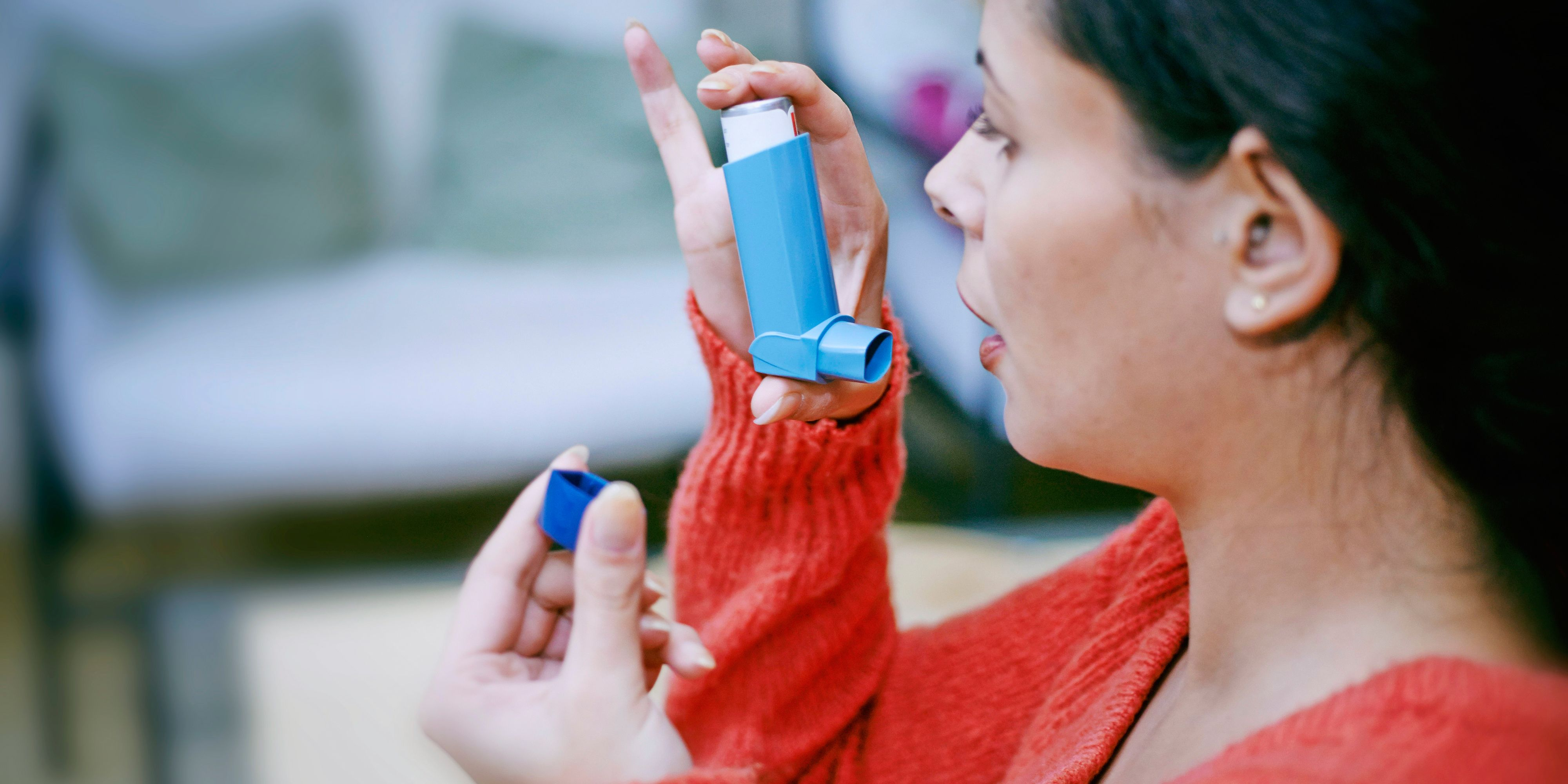 Happens take many too puffs if What you inhaler
