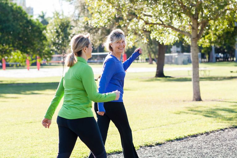 7 ways to lose weight from walking
