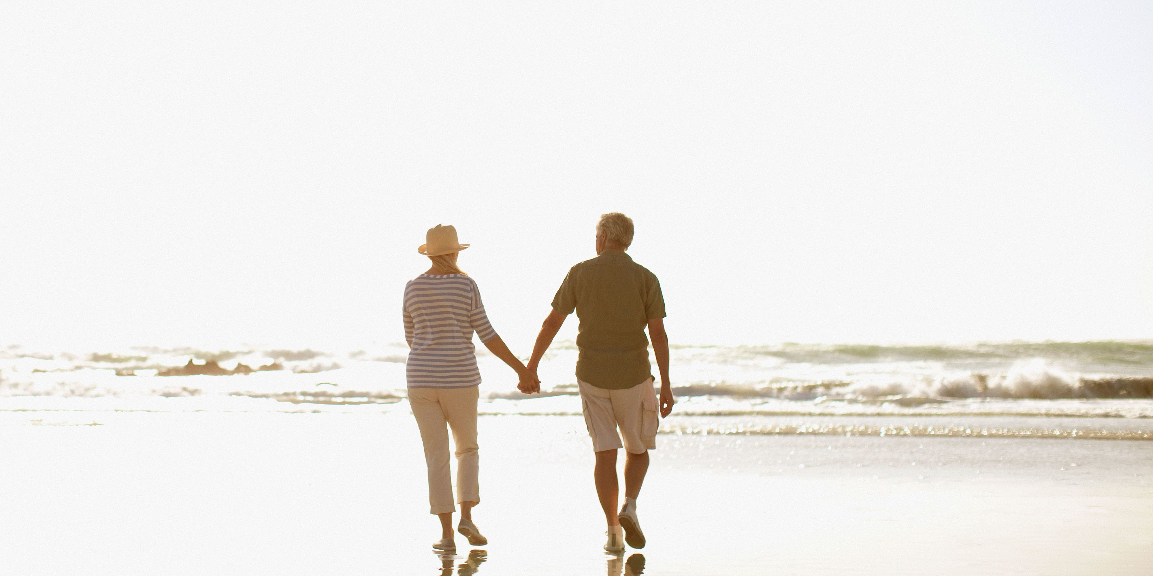 Falling in love with a widowed man