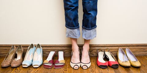 How can your shoes affect your health?