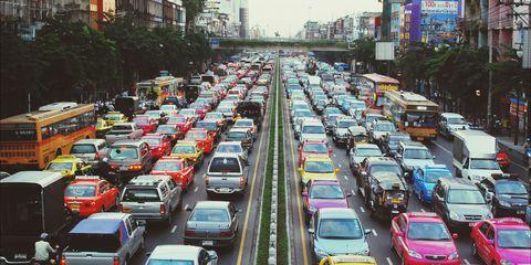 Traffic Jam Rush Hour
