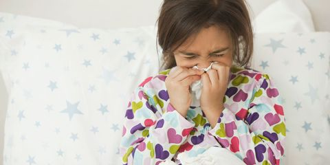 Flu vaccine for children - the nasal flu vaccine: FAQs and