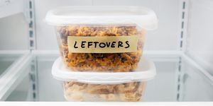 Leftover containers