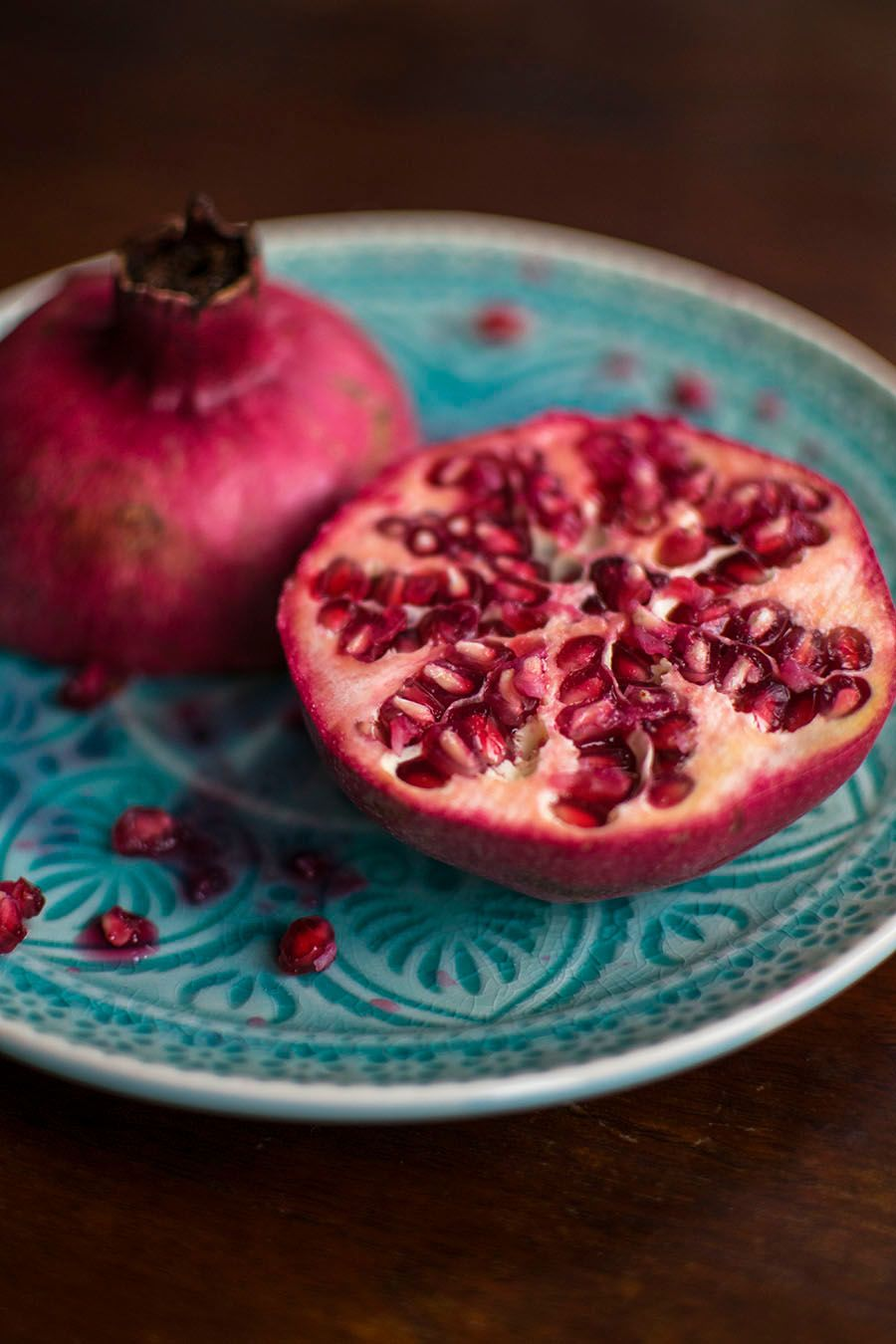 pomegranate winter superfood
