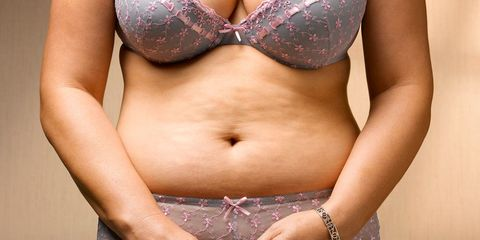 This is the most dangerous area of your body to carry excess fat