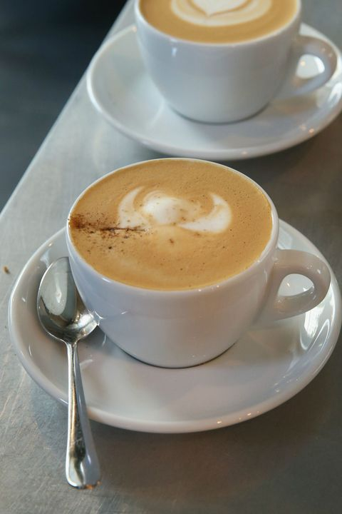 """<p>Your daily pick-me-up could do more than just wake you up. """"Not only is coffee acidic, but it also contains caffeine, which speeds up the digestive tract and may cause diarrhea,"""" explains <a href=""""http://www.katiecavuto.com/"""" data-tracking-id=""""recirc-text-link"""" target=""""_blank"""">Katie Cavuto</a>, M.S., R.D., a nutritionist and chef in Philadelphia. That caffeine is also a diuretic, she explains, meaning it can lead to dehydration and even nausea. What's more: Coffee causes the stomach to produce hydrochloric acid (HCL), which can cause heartburn and indigestion. So if you find yourself regularly experiencing GI issues after your cup of joe, limit it to one cup a day and don't drink it on an empty stomach, as that can help ease those unpleasant symptoms. </p>"""