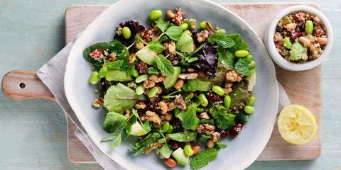 Watercress power salad