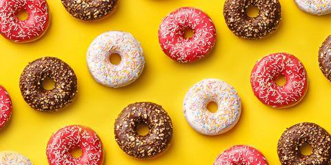 Lots of doughnuts