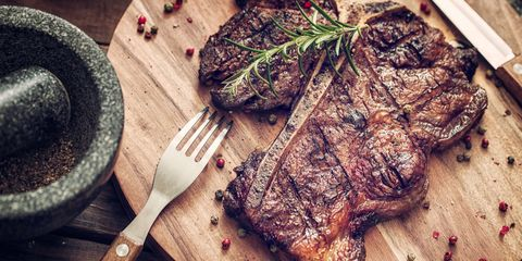 Women should eat MORE red meat to boost their health, say experts