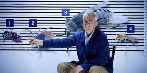 Larry Lamb malaria