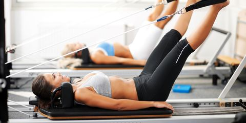 We tried Pilates for 8 weeks and this is how it changed our body
