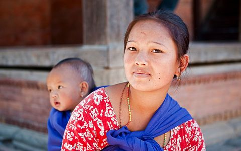 People, Face, Child, Skin, Chin, Eye, Smile, Happy, Temple, Sitting,