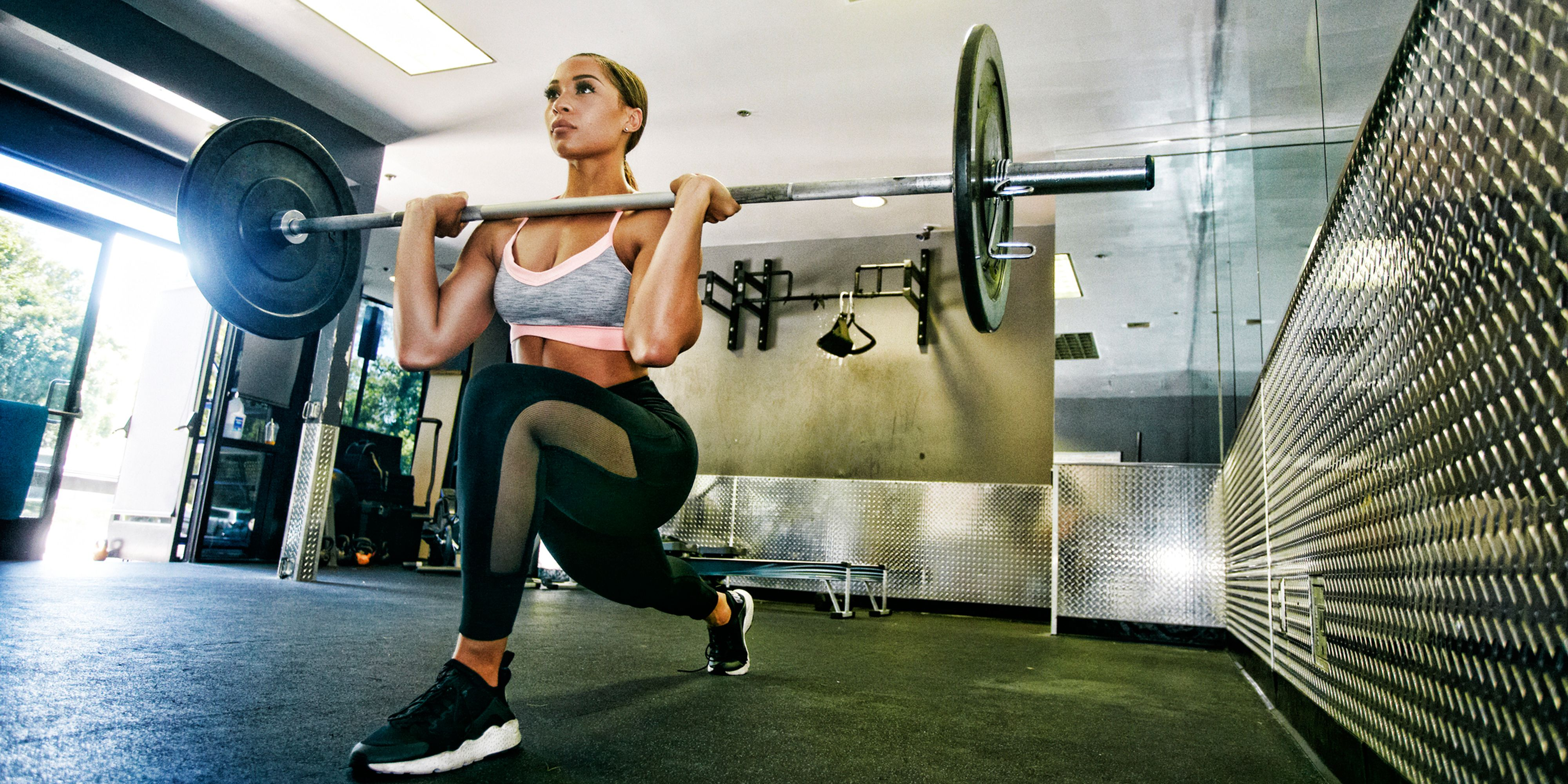 5 strength training moves for gym motivation